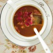 洛施玫瑰冰咖啡的做法