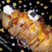 黑松露拉风焗薯的做法