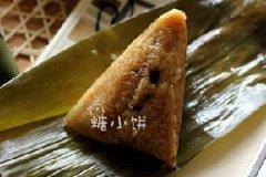 香菇肉粽的家常做法