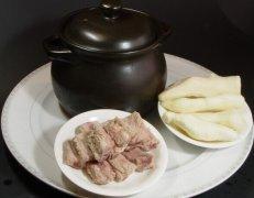 山药红枣排骨汤的做法大全