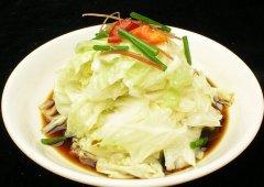 白菜的家常做法