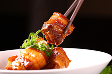 油而不腻的酱肉的做法视频