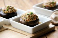 香菇酿肉的做法视频