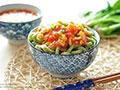 番茄蛋卤菠菜面的做法