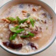 香菇燕麦粥的做法