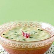 凉薯莴笋粥的做法