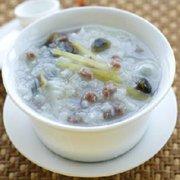 猪腰山药薏米粥的做法