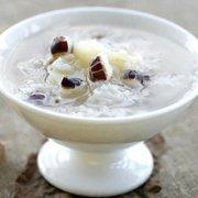 扁豆芡实粥的做法