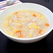 猪肉粳米粥的做法