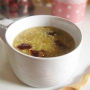 花生红枣粳米粥的做法
