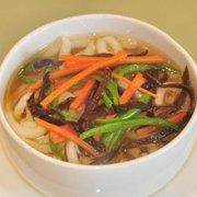 圆白菜汤的做法