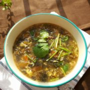 幼儿3岁菜谱:紫菜蛋花汤的做法
