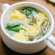木耳菠菜蛋汤的做法