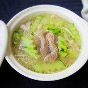 白菜肉丝汤的做法