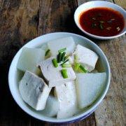 萝卜豆腐汤的做法
