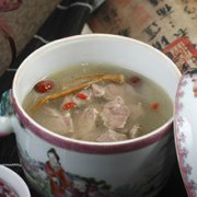 熟地羊肉当归汤的做法