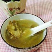 豆角干猪骨汤的做法