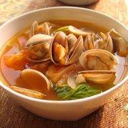 玉米须蛤蜊汤的做法