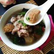 猴头菇猪骨汤的做法
