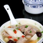 羊肉山药汤的做法