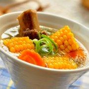 胡萝卜大骨汤的做法