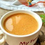 枣杞核桃燕麦薏米红豆浆的做法