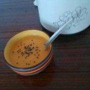 红萝卜米糊的做法