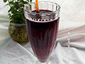 鲜榨紫薯汁的做法