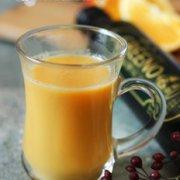 雪梨橙汁的做法