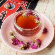 玫瑰郁金红糖水的做法