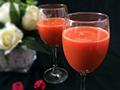 鲜榨胡萝卜苹果原汁的做法