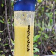 芒果猕猴桃汁的做法