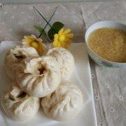 孕妇菜谱葫芦包子的做法