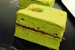抹茶草莓酱三明治的家常做法