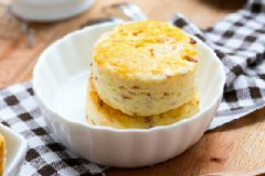 培根奶酪司康的家常做法