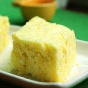玉米黄糕的做法