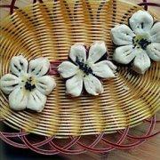 紫荆花酥的做法