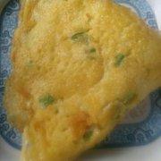 葱油鸡蛋饼的做法