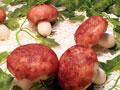 香菇豆沙包的做法