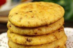 黄金玉米饼的家常做法