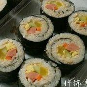 什锦寿司卷的做法