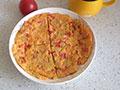 番茄芝士鸡蛋饼的做法