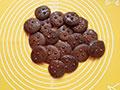 巧克力可可饼干