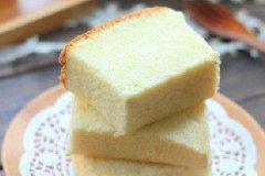 蜂蜜蛋糕怎么做好吃的家常做法