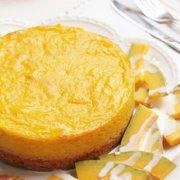 奶香南瓜蛋糕的做法