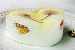 酸奶樱花慕斯的家常做法