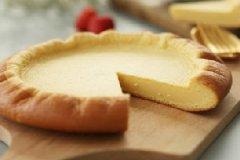 轻乳酪牛奶蛋糕的家常做法
