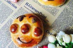 面包小怪兽的做法