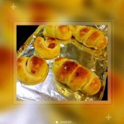 早餐香肠面包的做法