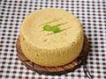 无油少糖的豆浆抹茶蛋糕的做法